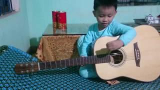 Chú ếch con-Version Guitar nhí