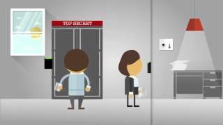 We are Grosvenor Technology (UK) Animated  Explainer video
