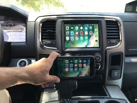 Download Ram Apple Carplay Upgrade 2013 2019 Dodge Ram Uconnect 8 4
