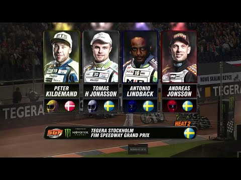 FIM Speedway Grand Prix Scandinavian (Stockholm) 2015 (26.09.2015) HD 720P