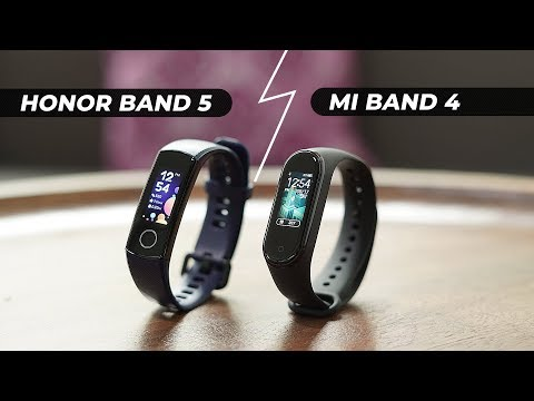 Honor Band 5 Vs Mi Band 4: Best Budget Fitness Band?