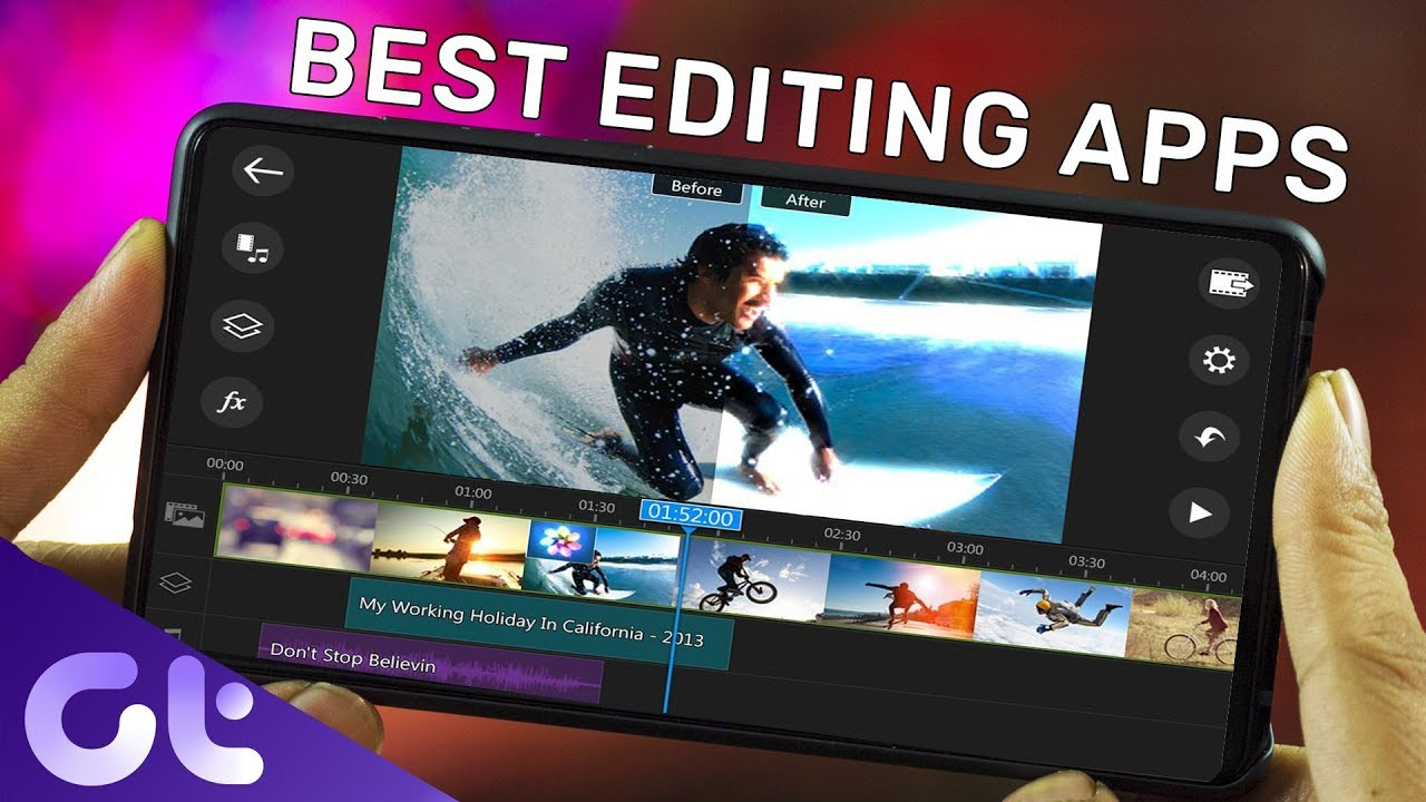 video editor software for android free download