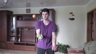 Обучение трюкам по старым видео. (2)