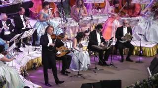 André Rieu - 2014 Istanbul concert - Yine bir gülnihal (Dede Efendi)