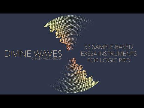 DIVINE WAVES Installation Tutorial