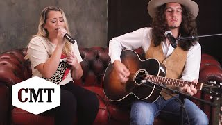 Gabby Barrett Performs 'Jesus and My Mama' | CMT Listen Up