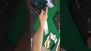 Покерный анализатор, новинка на рынке карточных игр и фокусов ???? не останетесь равнодушны ♣️???? / Видео