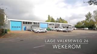 Te huur: bedrijfsruimte aan de Lage Valkseweg in Wekerom