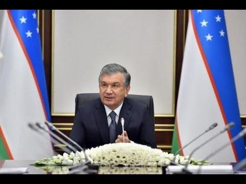 Oʻzbekiston Prezidenti fond bozorini rivojlantirish masalalariga bagʻishlangan yigʻilish oʻtkazdi