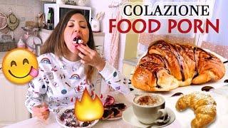 LA MIA COLAZIONE FOOD PORN che NON FA INGRASSARE!!! | Carlitadolce