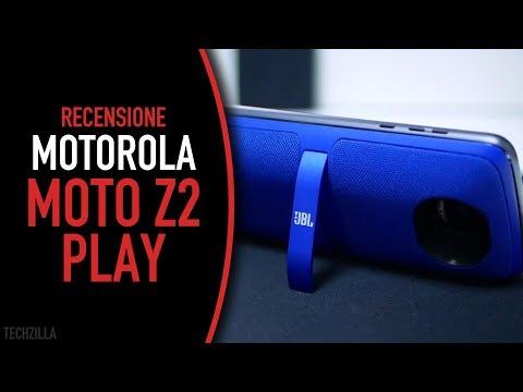 Bentornata MOTOROLA - Recensione Moto Z2 Play