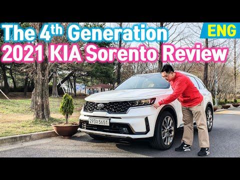 [ENG] 2021 KIA Sorento Review - The 4th Generation KIA Sorento Test Drive