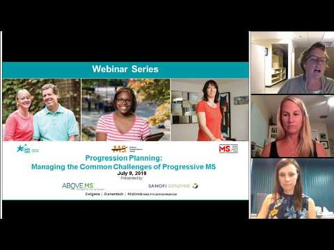 Progression Planning_Managing the Common Challenges of Progressive MS