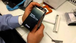 How to Refurbished Galaxy S5 LCD with OCA