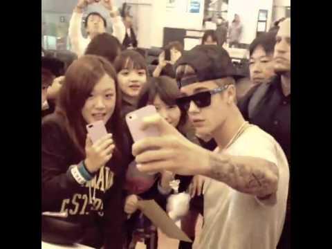 Justin Bieber: Tokyo! (Viddy)