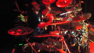 Pearl Artist George Kollias Drum Cam - Black Seeds Of Vengeance @ Helsinki, Nosturi 7.12.2012