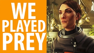 We played Prey | Impressions of the first hour of gameplay on PC