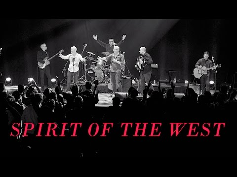 Spirit of the West  at Massey Hall  June 6, 2015
