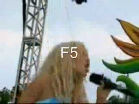 Christina Aguilera vs. Nicole Scherzinger (Belting Battle)