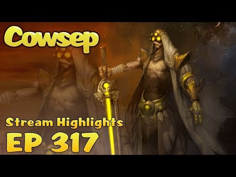 [317] THIS ROAMING MASTER YI BEAST IS ALWAYS LOOKING FOR FRESH MEAT - COWSEP