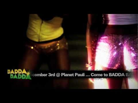 """BADDA BADDA"" feat. D-FLAME and TALAWAH SOUND - 03.12.2010 - PLANET PAULI"