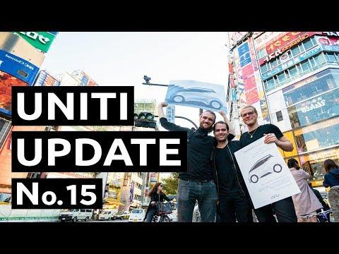 Big in Japan? I UNITI UPDATE 15