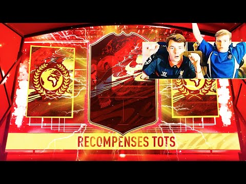 ON OUVRE NOS RÉCOMPENSES TOTS FUT CHAMPIONS Pack Opening! FIFA 21 Ultimate Team avec 0€ #134