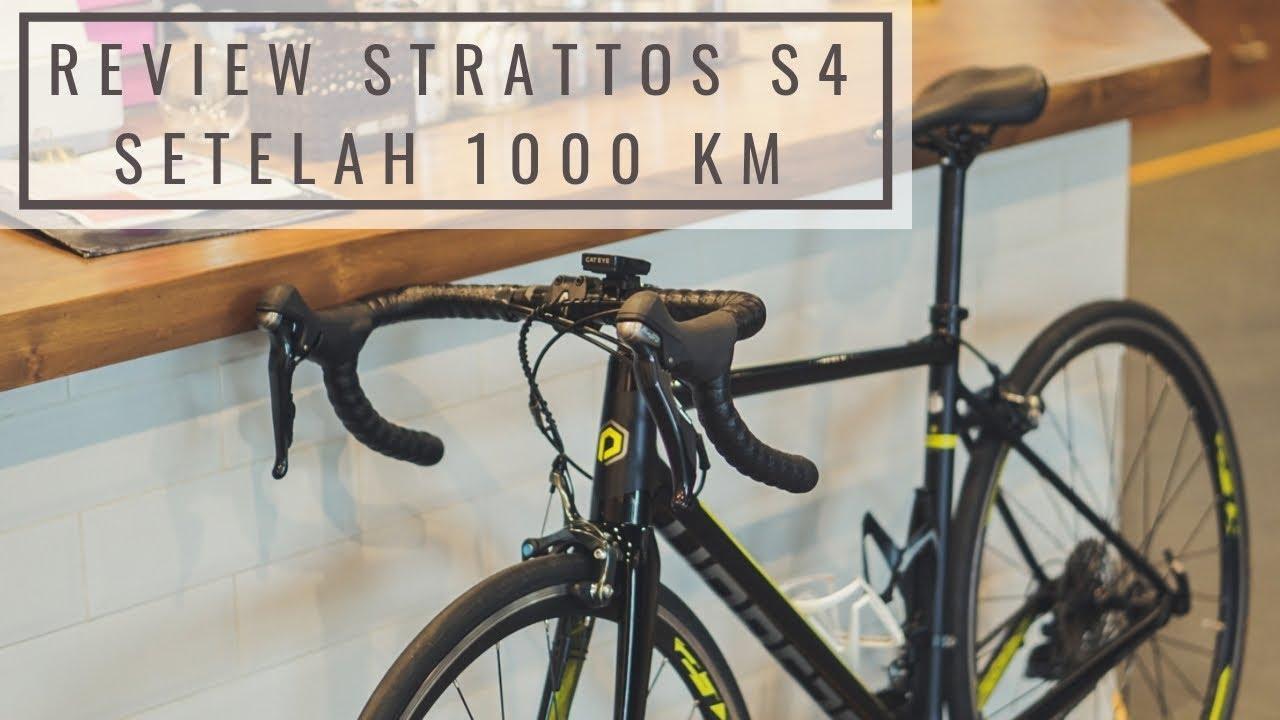 4f05714b215 Review Sepeda Road Bike Polygon Strattos S4 2019 Setelah Pemakaian ...