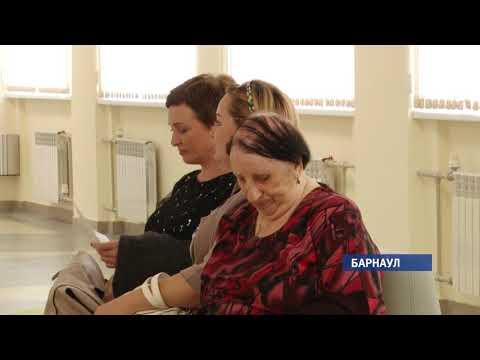 После капитального ремонта открылась третья городская больницы Барнаула