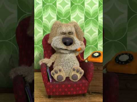 Talking Ben the Dog calls Freddy fazbears pizza