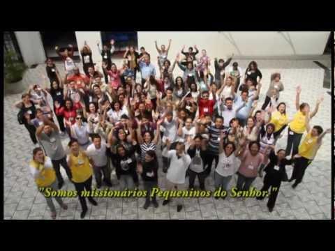 Institucional Pequeninos do Senhor - 2012