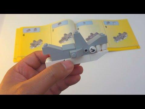 How To Build A Lego Shark