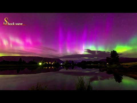 """The aurora"" Northern lights in norway 2017 