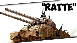 "Танк Гроте R-1000 ""Ratte"" (Крыса) |ИТ|"