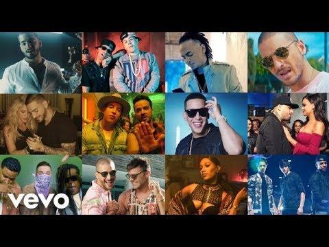 Reggaeton mix 2018 Lo Mas Nuevo Estrenos