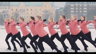 Muodostelmaluistelun MM-kotikisoissa Suomea edustavat Marigold IceUnity ja Helsinki Rockettes