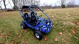 Owner Review: TrailMaster Mid XRX Go Cart
