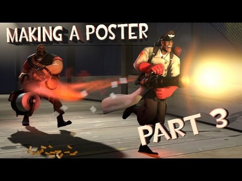 [SFM Tutorial] Making a Poster - Part 3 (particles)