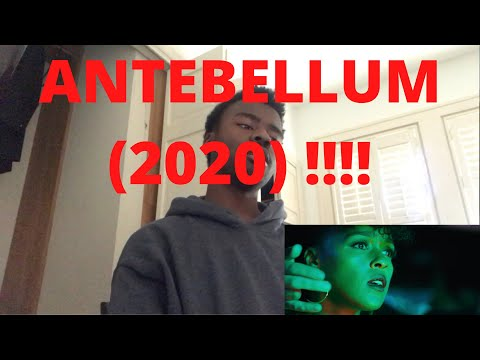 Antebellum (2020) – Official Trailer – Reaction