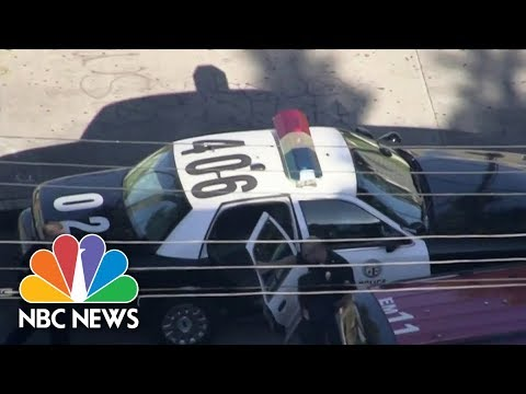 12-Year-Old Girl In Custody After Los Angeles Middle School Shooting | NBC News