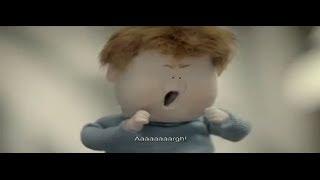 Stressmannetje- reclame - De Lijn (english subs available)
