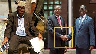 Did Uhuru, Raila, Godec Conspire to Deport Gen Miguna to Dubai?