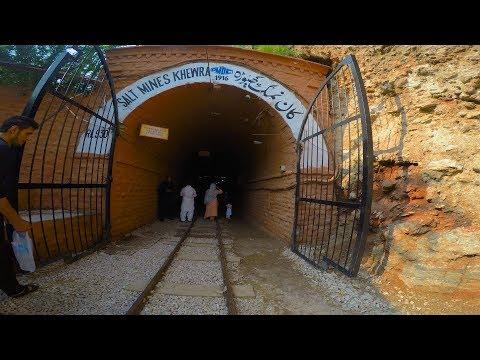 Khewra Salt Mine - Katas Raj Temple -World Second Largest Salt Mine - Pakistan