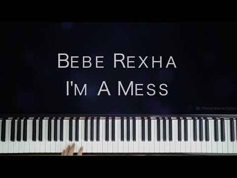 Piano Cover | Bebe Rexha - I'm A Mess (By PianoVariations)