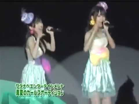 AKB48 柏木由紀 + 片山陽加 - わがままな流れ星