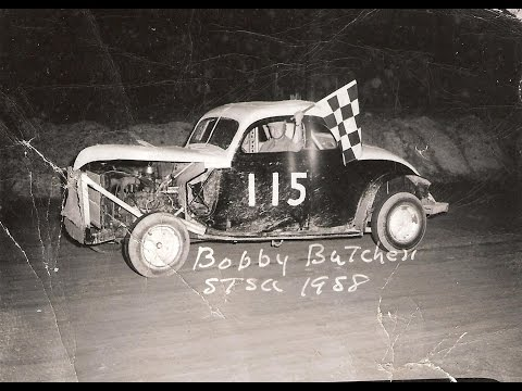5 Five Mile Point Speedway Stock Car Racing 1958/59 Kirkwood NY
