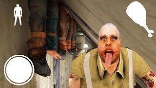 МЯСНИК НОВЫЙ ФИНАЛ КАК ГРЕННИ! - Mr.Meat Psychopath Hunt