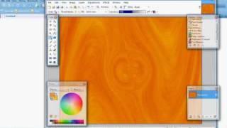 Paint.net Wood Texture