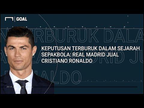 MALAPETAKA! Menjual Cristiano Ronaldo Keputusan Terburuk Dalam Sejarah Sepakbola