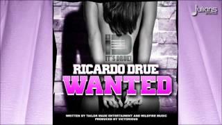 "Ricardo Drue - Wanted ""2014 Soca Music"" (Obsession Riddim) ""Antigua"""